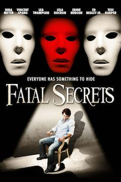 Fatal Secrets movie poster.