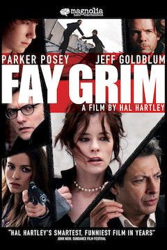 Fay Grim movie poster.