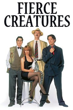 Fierce Creatures movie poster.