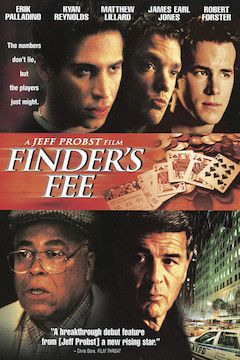 Finder's Fee movie poster.