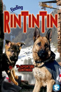 Poster for the movie Finding Rin Tin Tin