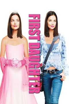 First Daughter movie poster.