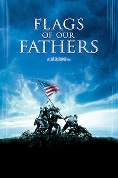 Flags of Our Fathers movie poster.