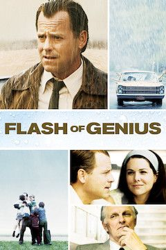 Poster for the movie Flash of Genius