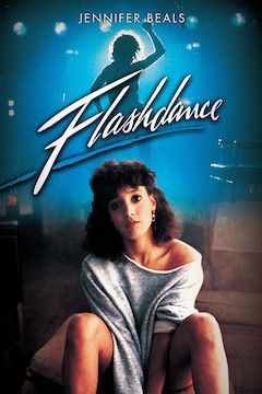 Flashdance movie poster.