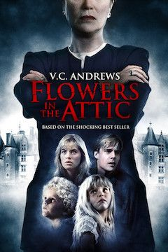 Flowers in the Attic movie poster.