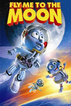 Fly Me to the Moon movie poster.