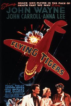 Flying Tigers movie poster.