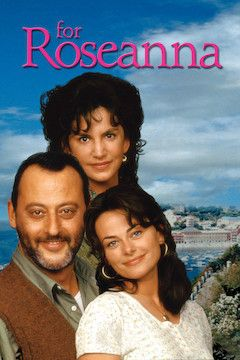 Poster for the movie For Roseanna
