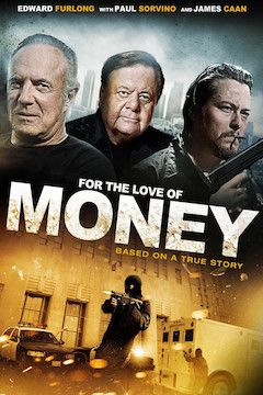 For the Love of Money movie poster.