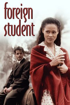 Foreign Student movie poster.