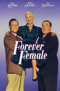 Poster for the movie Forever Female