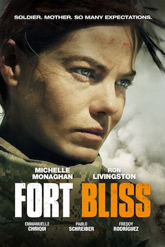 Poster for the movie Fort Bliss