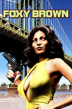Foxy Brown movie poster.