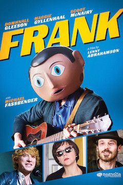 Frank movie poster.
