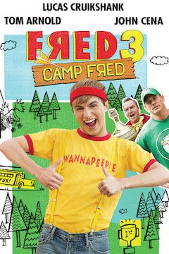 Poster for the movie Fred 3: Camp Fred