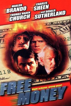 Free Money movie poster.