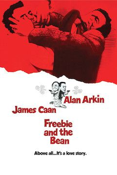 Freebie and the Bean movie poster.
