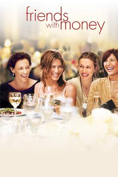 Friends With Money movie poster.