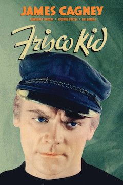 Frisco Kid movie poster.