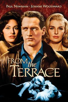 From the Terrace movie poster.