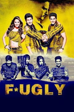 Fugly movie poster.