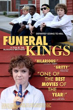 Funeral Kings movie poster.