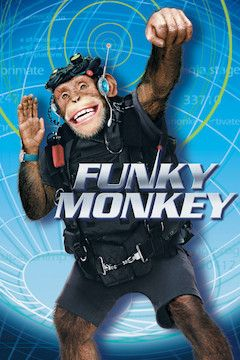 Funky Monkey movie poster.