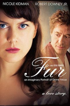 Fur movie poster.