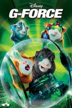 G-Force movie poster.