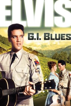 G.I. Blues movie poster.
