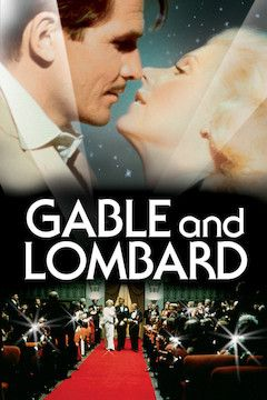 Poster for the movie Gable and Lombard