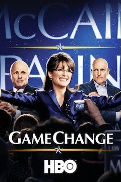 Game Change movie poster.