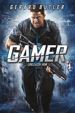Poster for the movie Gamer