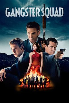 Gangster Squad movie poster.