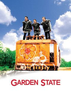 Poster for the movie Garden State