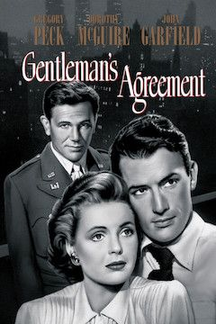 Gentleman's Agreement movie poster.