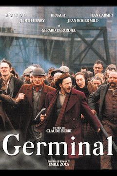 Germinal movie poster.