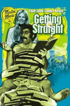 Getting Straight movie poster.