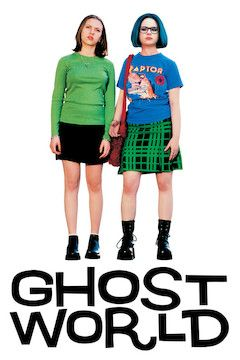 Ghost World movie poster.