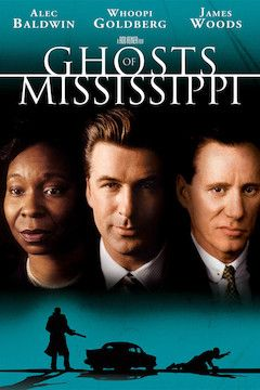 Poster for the movie Ghosts of Mississippi