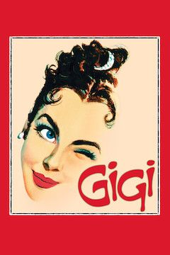 Gigi movie poster.