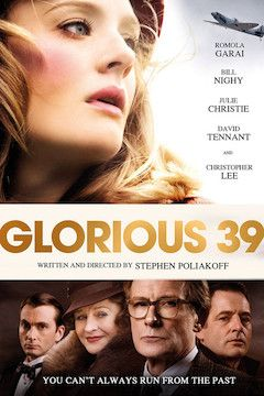 Glorious 39 movie poster.