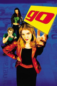 Go! movie poster.