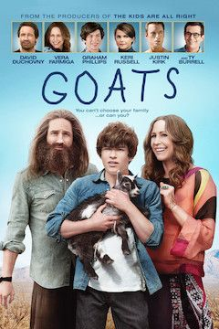 Goats movie poster.