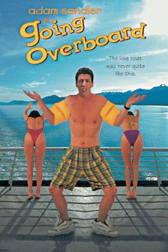 Going Overboard movie poster.