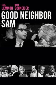 Good Neighbor Sam movie poster.