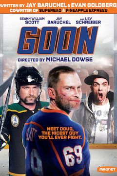 Goon movie poster.