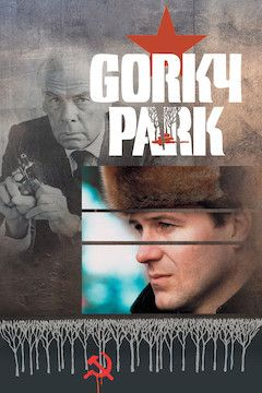 Gorky Park movie poster.