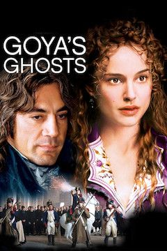 Goya's Ghosts movie poster.